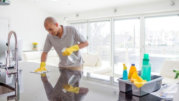 Spring Cleaning for Home Sellers photo