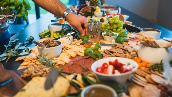Host a Catered Event on the Cheap photo