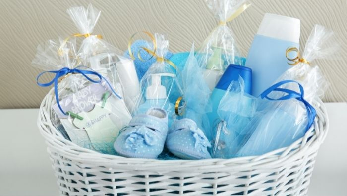 Inexpensive Baby Shower Gift Ideas photo