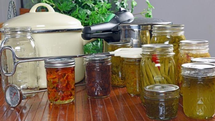 Pressure Cooker Canning Basics photo