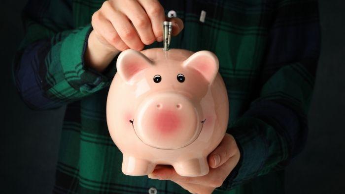 Tricks for Stashing Small Savings photo