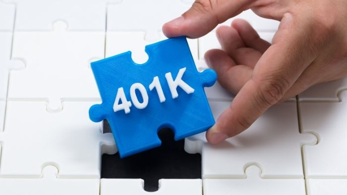 Can My Emplyer Steal My 401k photo