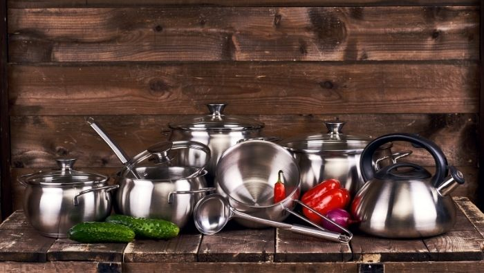 How to Clean and Renew Stainless Steel Pots and Pans photo