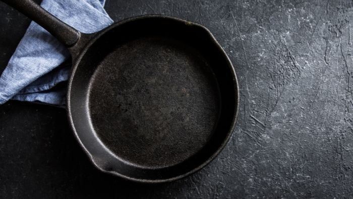 How to Restore Cast Iron Cookware photo