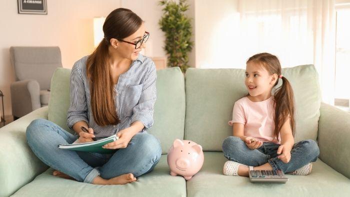 Fun Ways to Teach Kids About Money photo