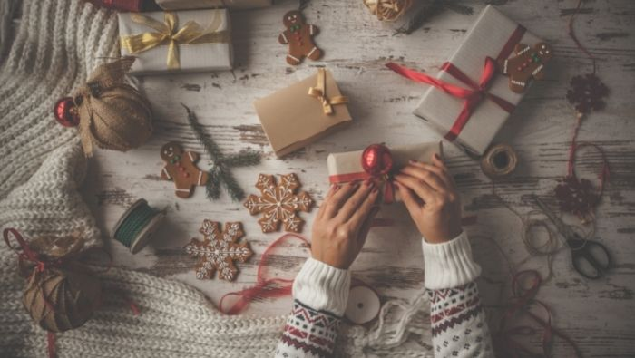 Homemade Holiday Gift Ideas for Tight Budget photo
