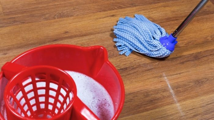 How to Clean Laminate Floors on the Cheap photo