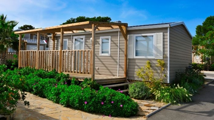 How gto Lower Electric Bill in Mobile Home photo