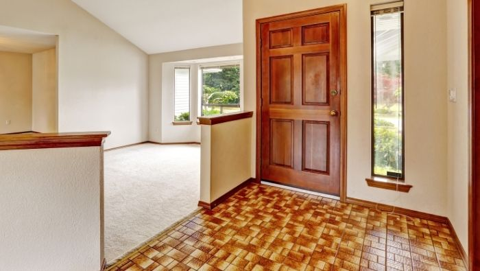 Cleaning and Reviving Dull Linoleum Flooring photo