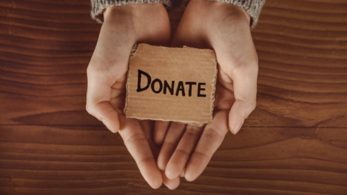 Ways to Donate Even When You're Broke photo