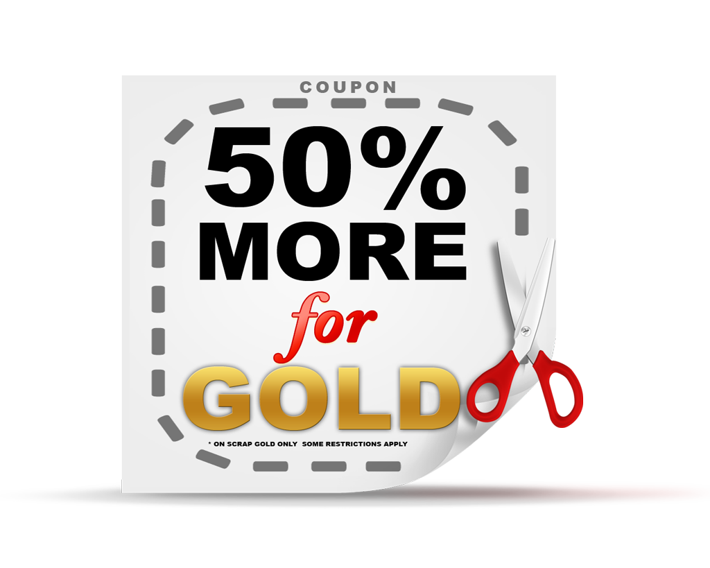 Cash for Gold Coupon