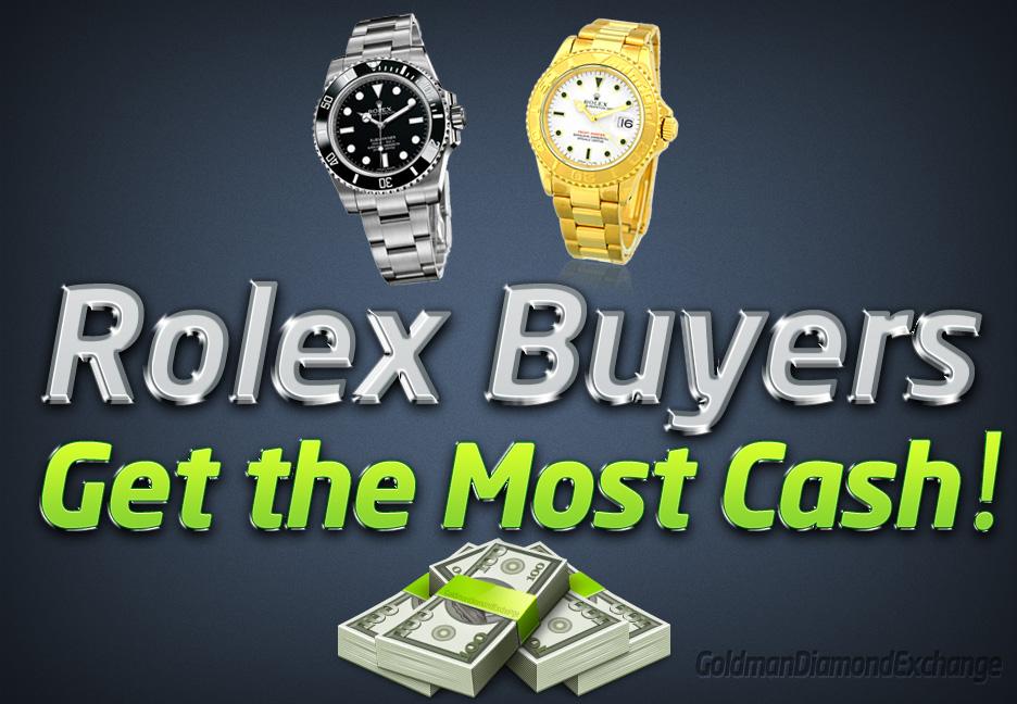 Lakewood Rolex Buyer