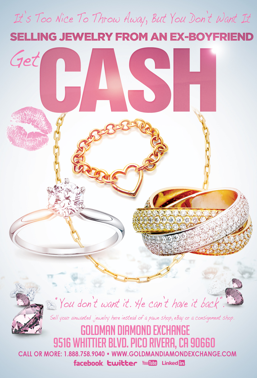 Sell Ex Boyfriend Jewelry