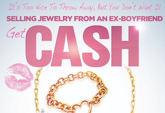 Selling Ex-Boyfriend Jewelry