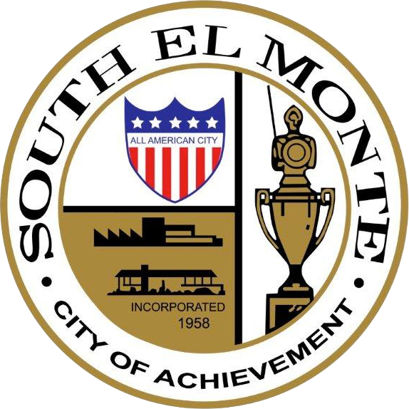South El Monte City Seal