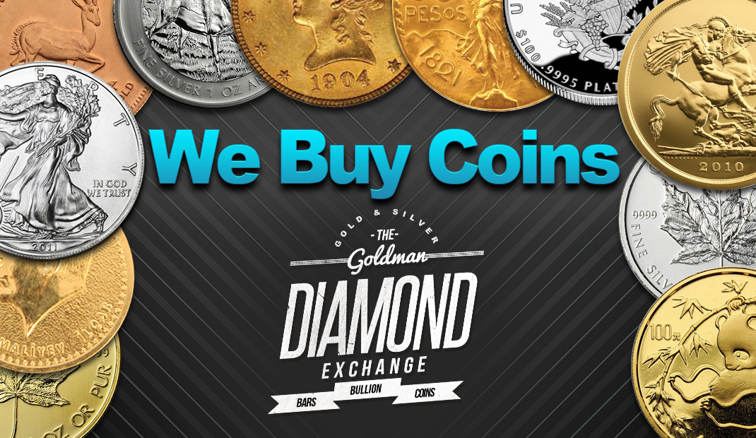 We Buy Gold & Silver Coins