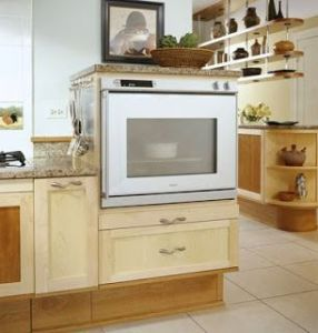 Accessible Microwave Oven