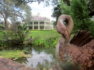 Houmas House Plantation, Louisiana, photo by Susan P. Berry