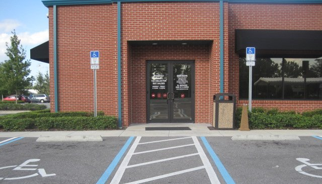 ADA Accessible Parking in Florida