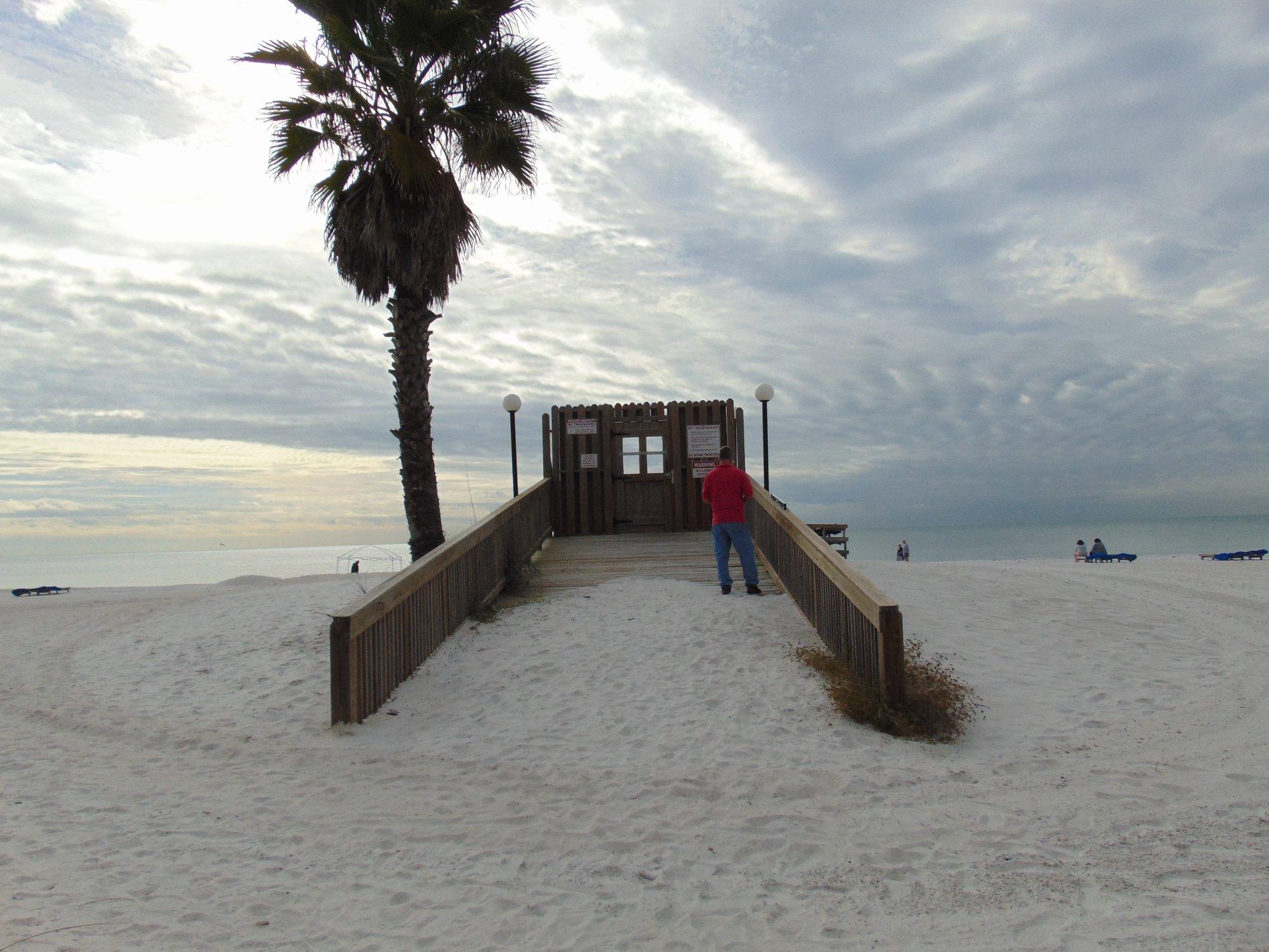 Beach Access Photo