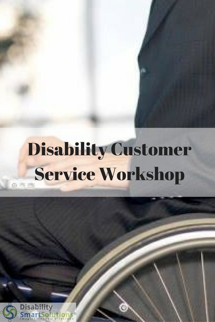 Disability Customer Service Workshop