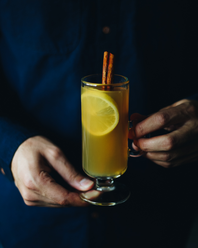 Hot toddy apartment bartender