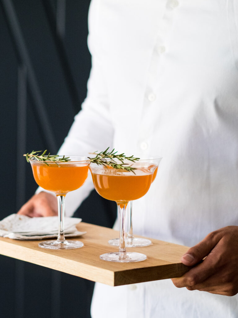 Spiced pear tequila cocktail_Apartment Bartender