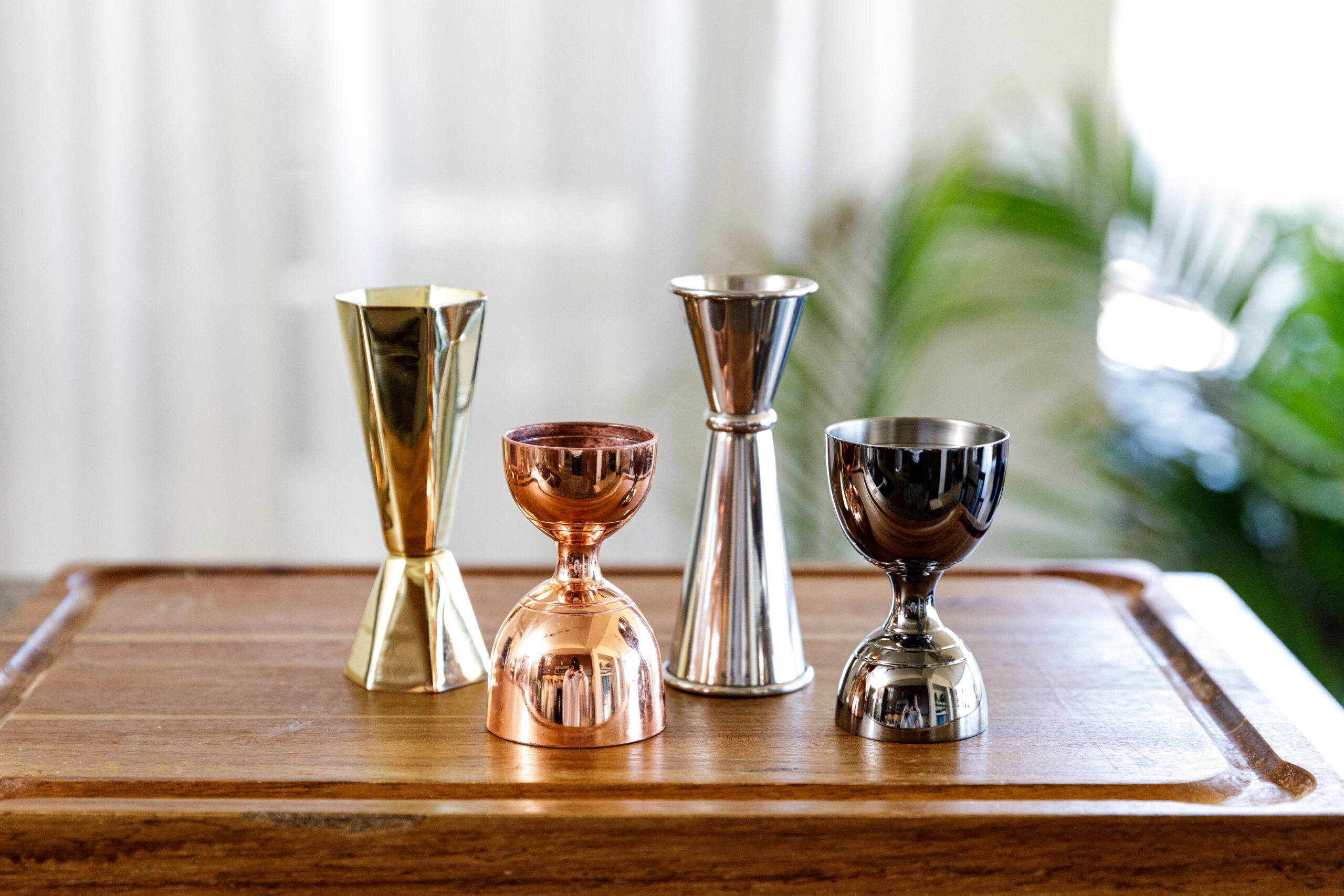 home bartending tools of the trade