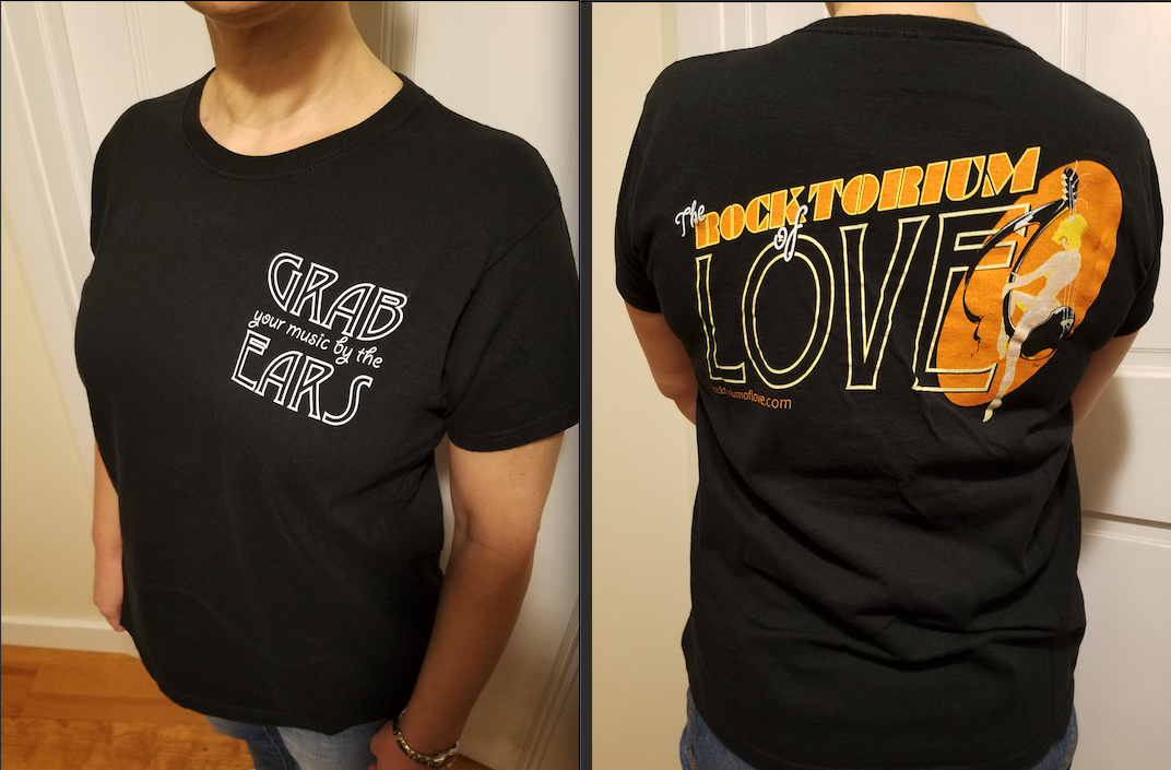 The Rocktorium Of Love T-Shirt