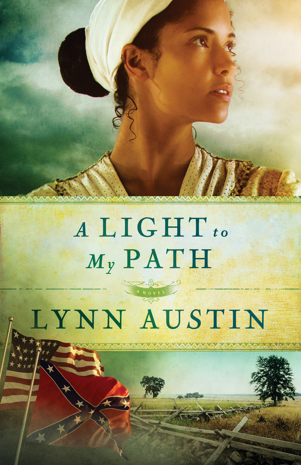 Book Cover: A Light to My Path