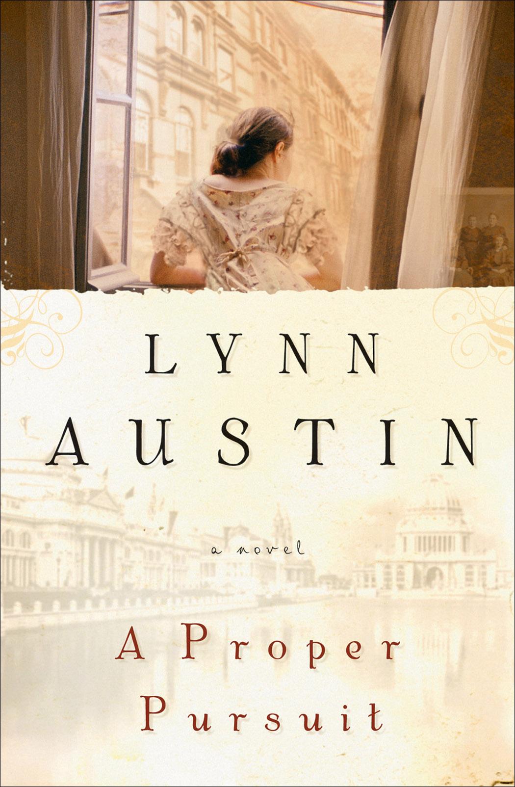Book Cover: A Proper Pursuit