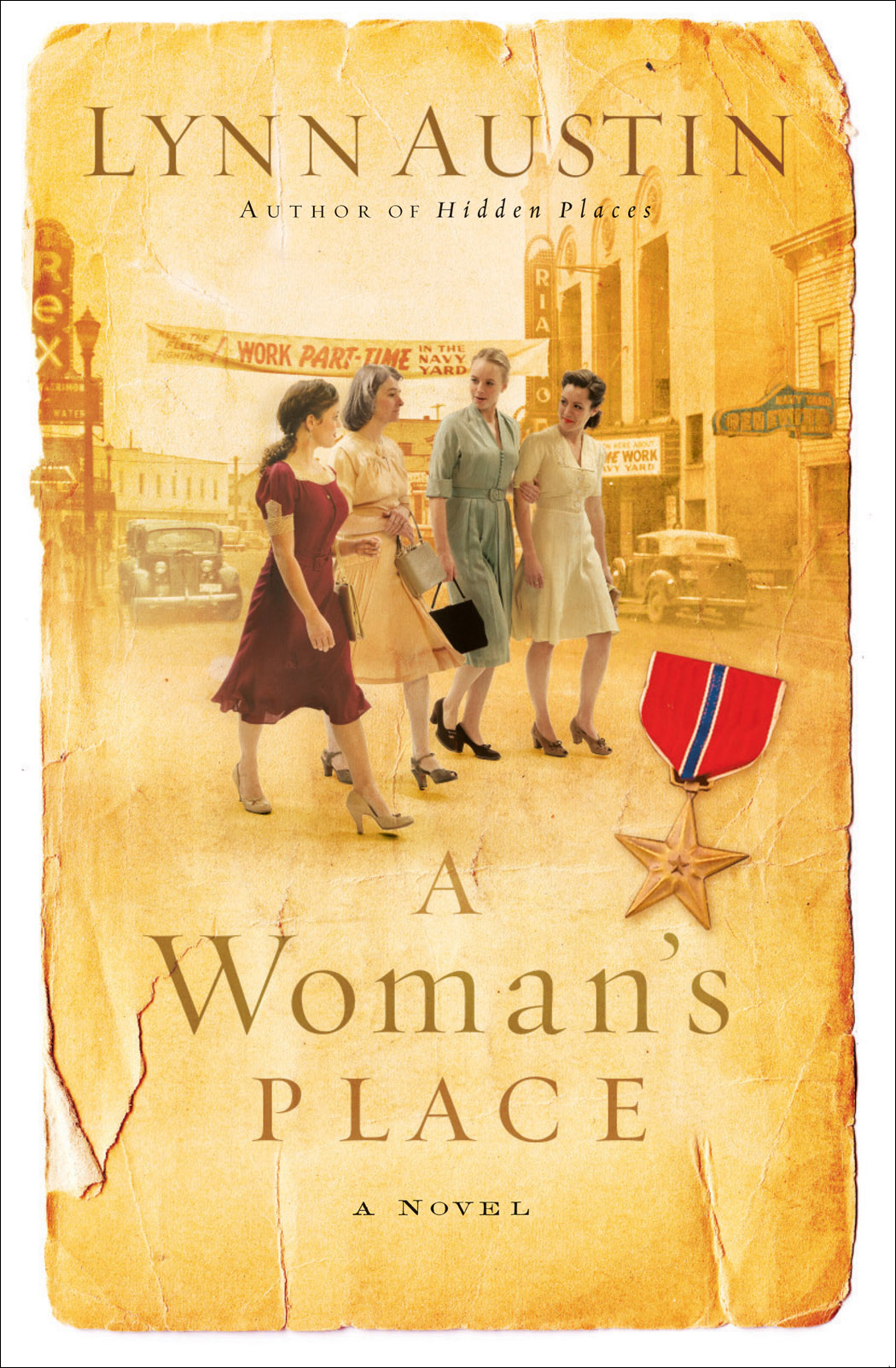 Book Cover: A Woman's Place