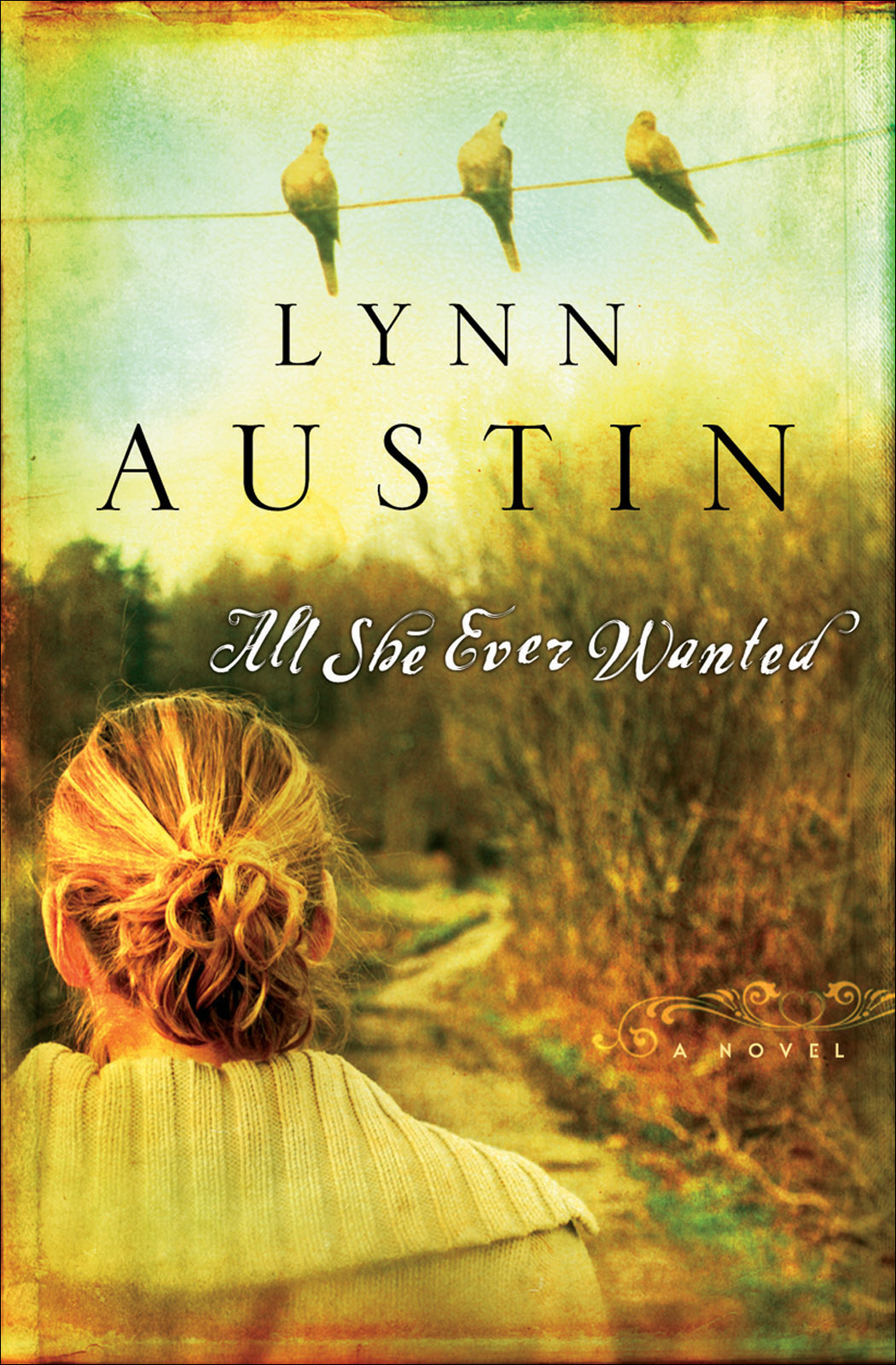 Book Cover: All She Ever Wanted