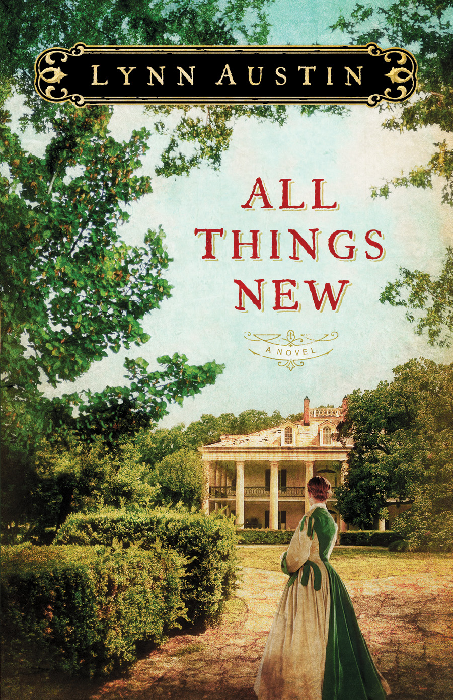 Book Cover: All Things New