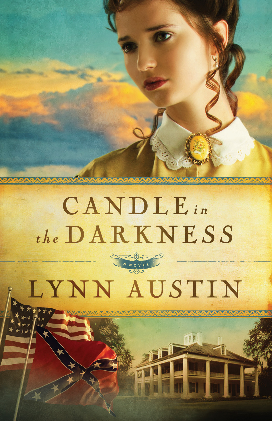Book Cover: Candle in the Darkness