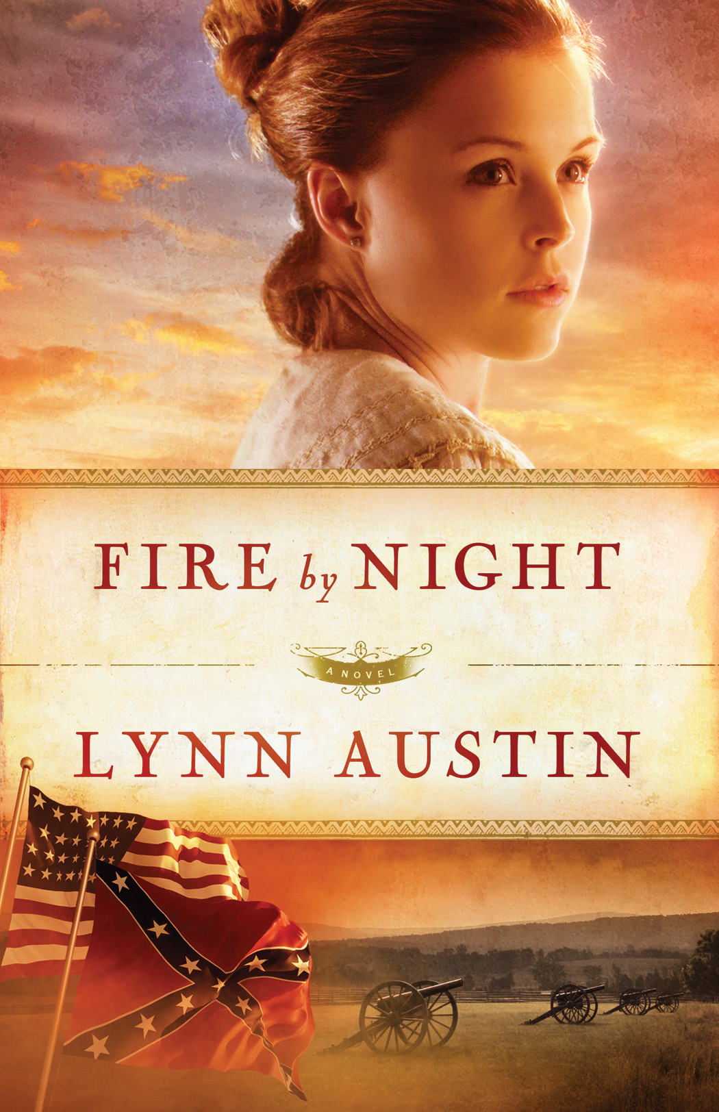 Book Cover: Fire by Night