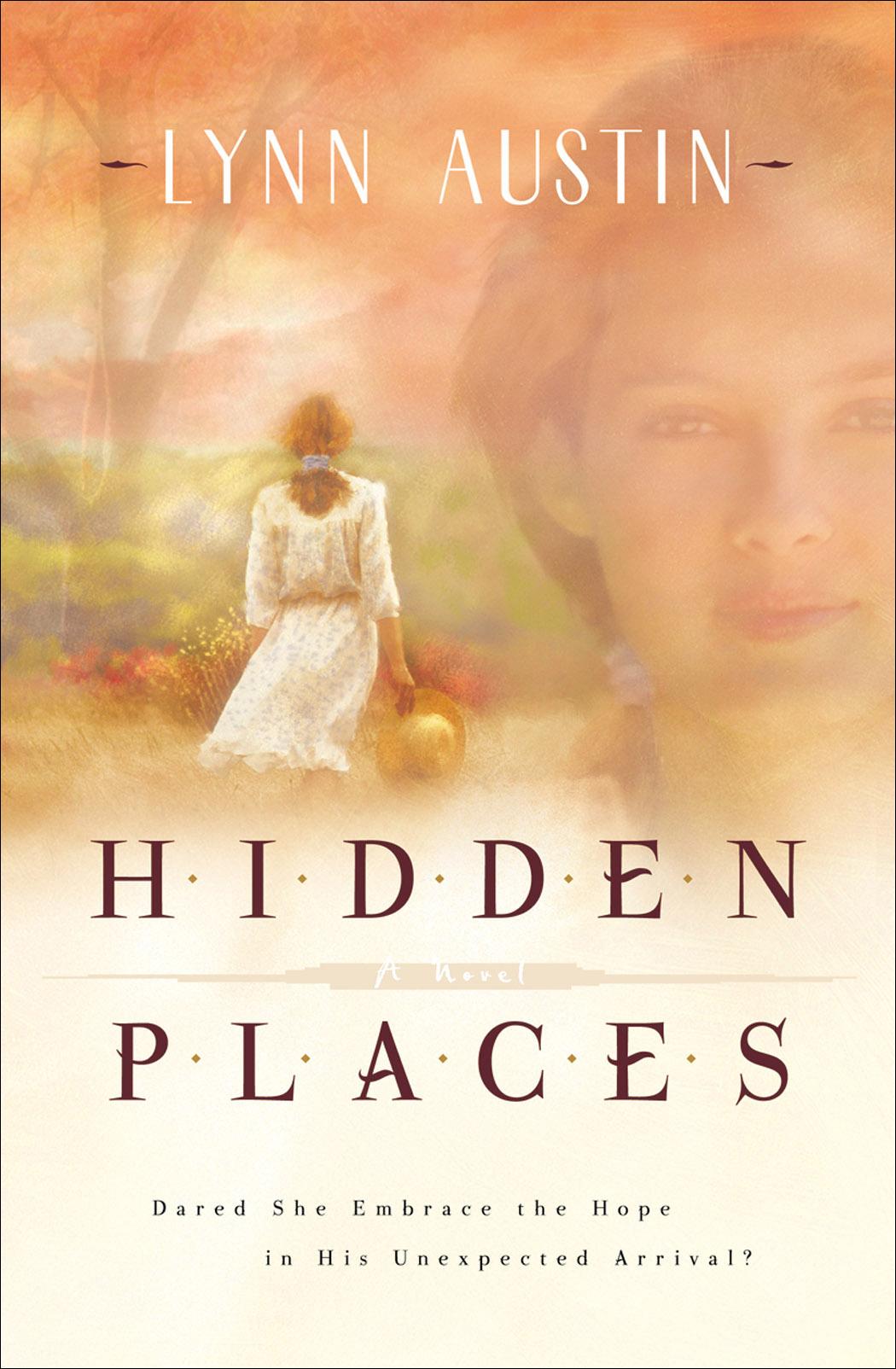 Book Cover: Hidden Places