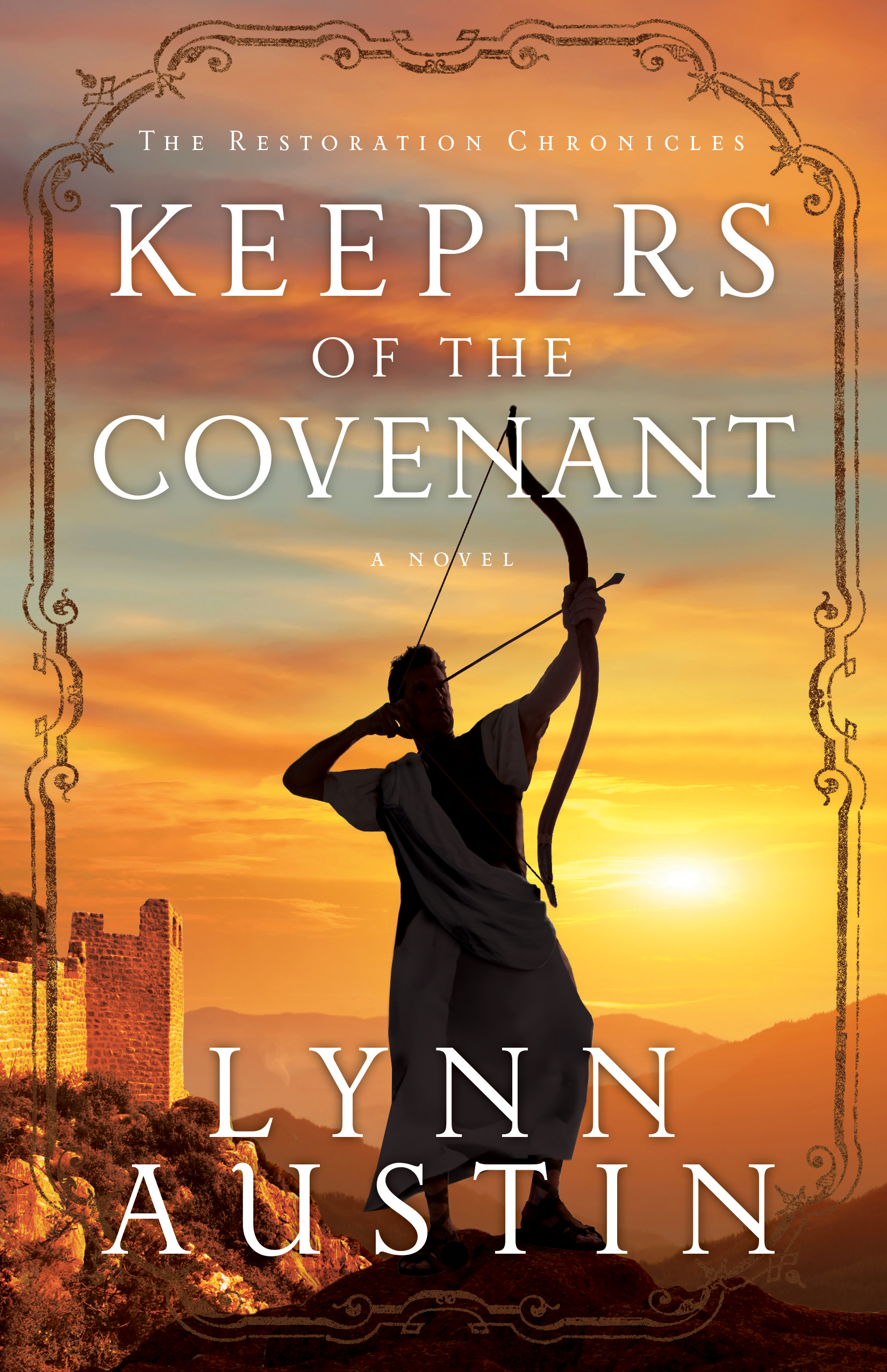 Book Cover: Keepers of the Covenant