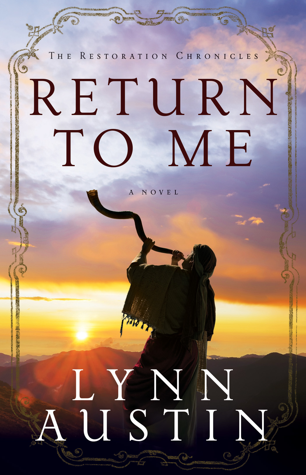 Book Cover: Return to Me