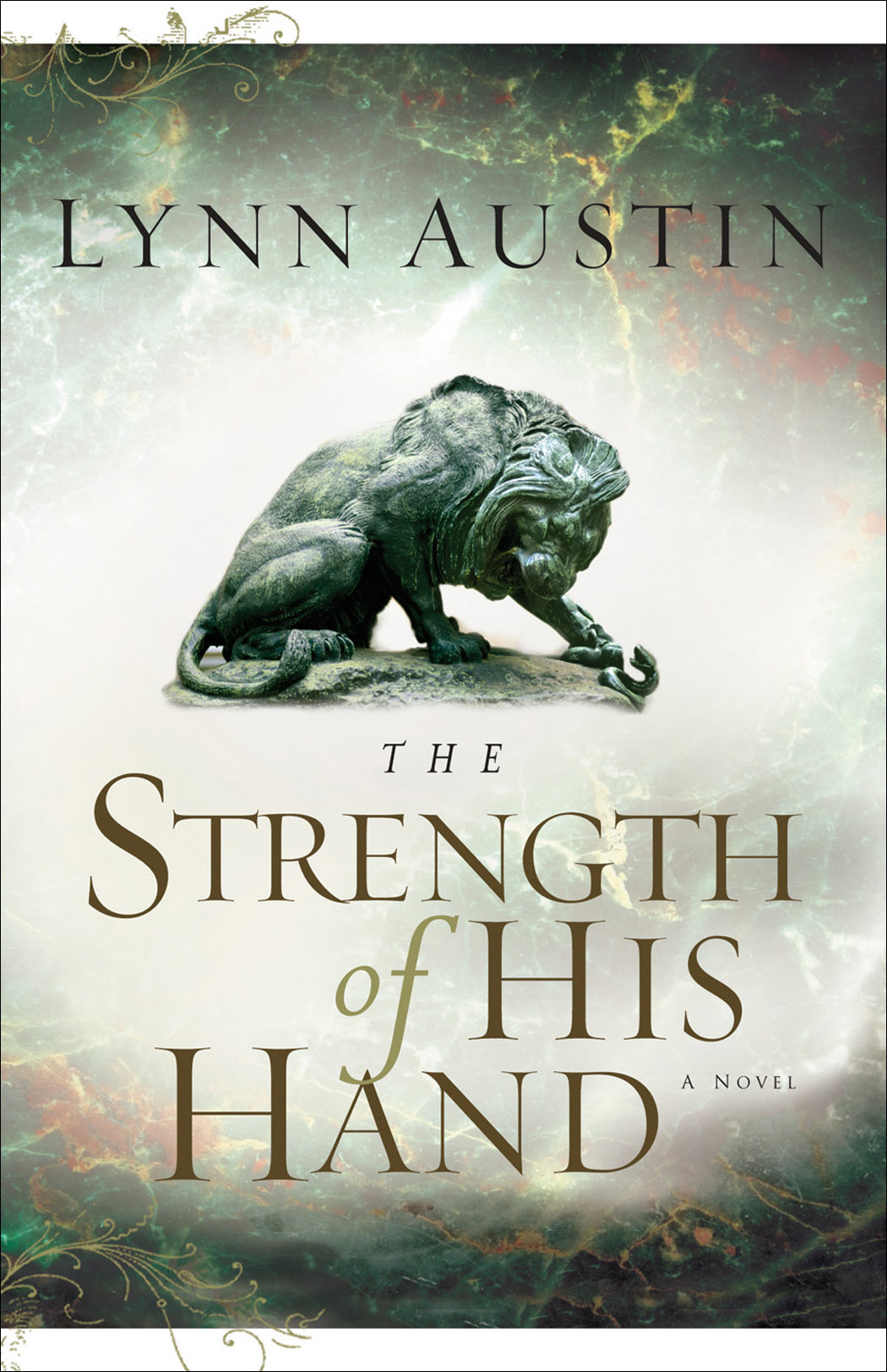 Book Cover: The Strength of His Hand