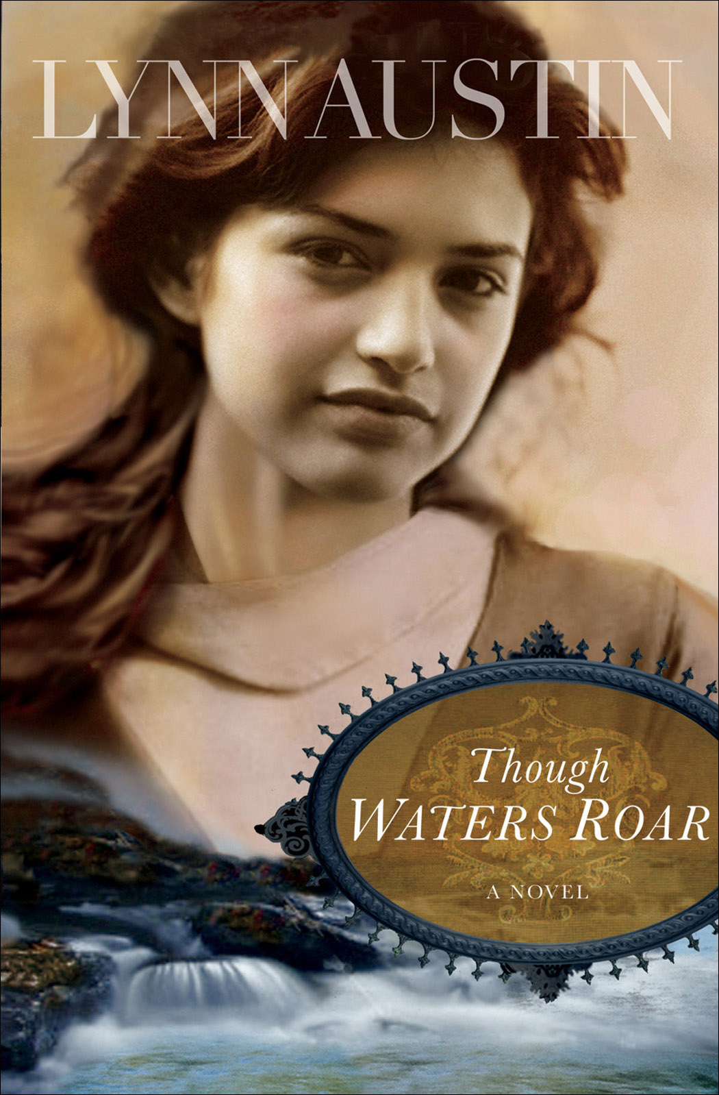 Book Cover: Though Waters Roar