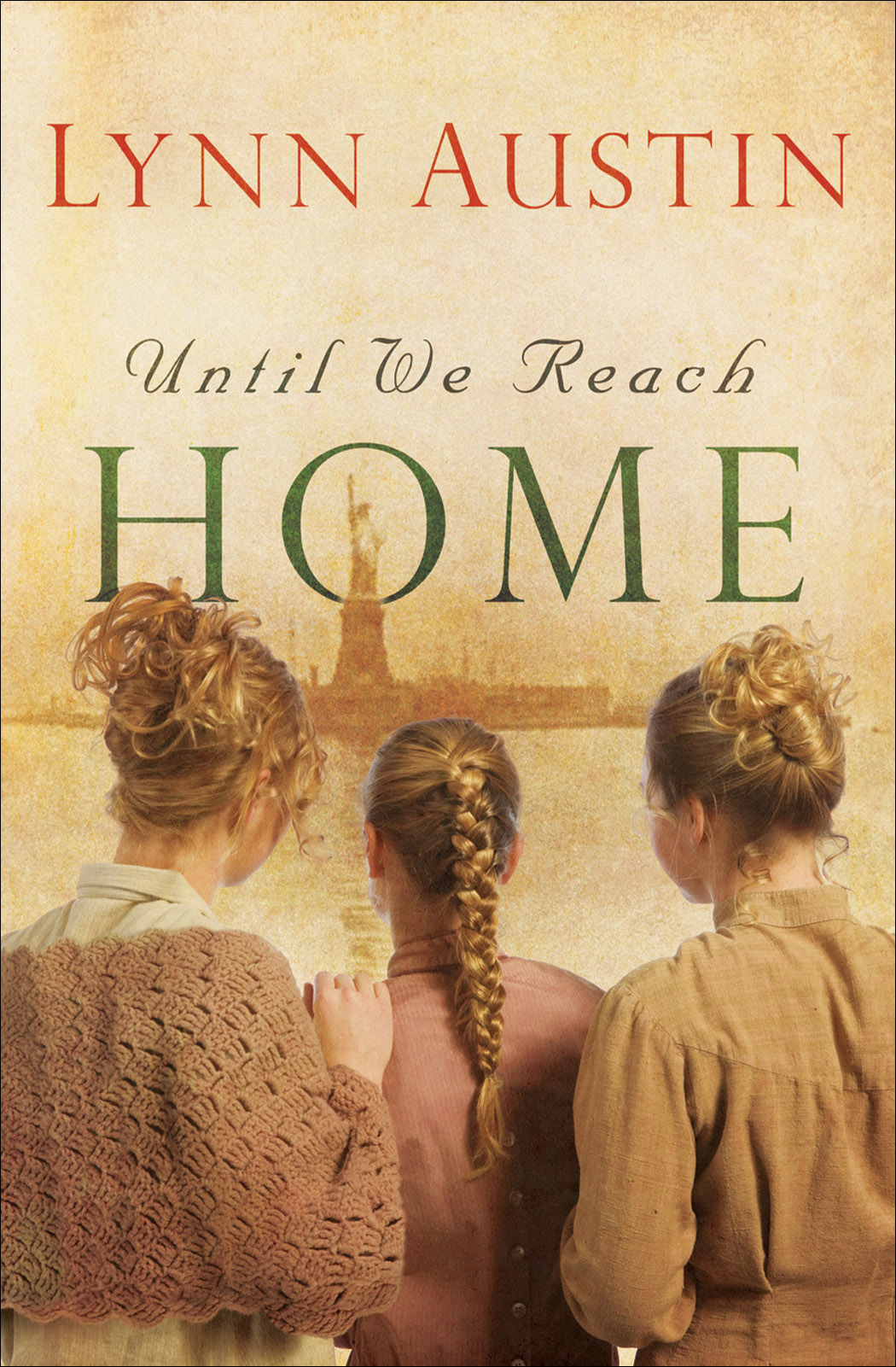 Book Cover: Until We Reach Home