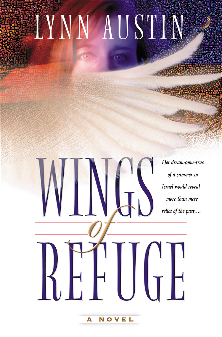 Book Cover: Wings of Refuge