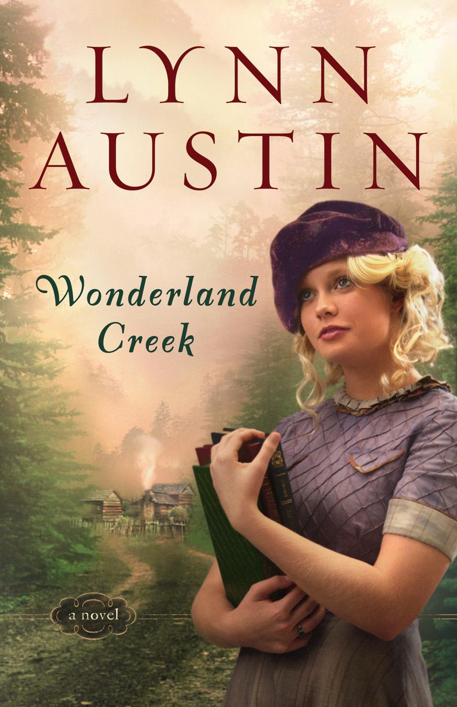 Book Cover: Wonderland Creek