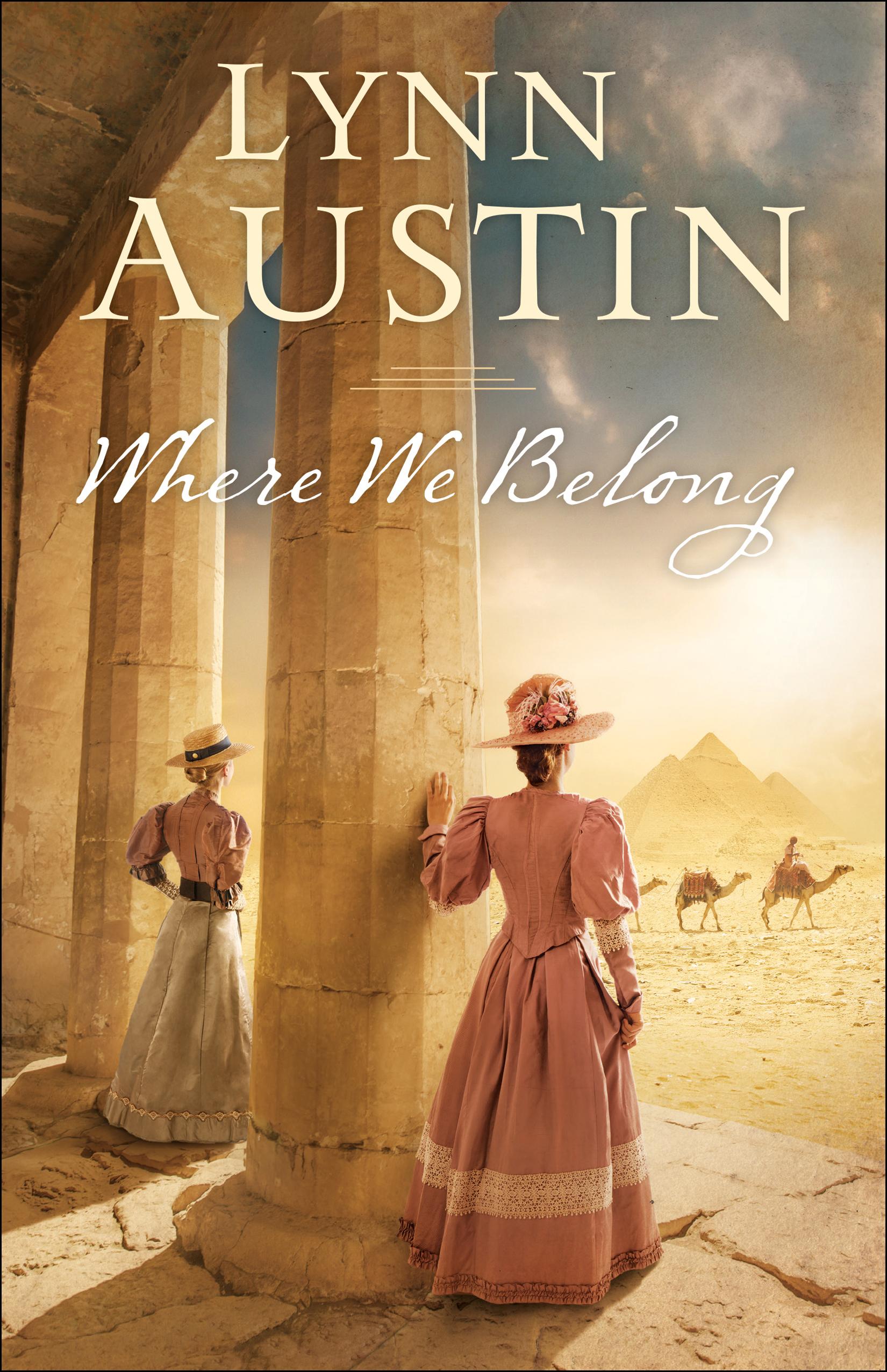 Book Cover: Where We Belong