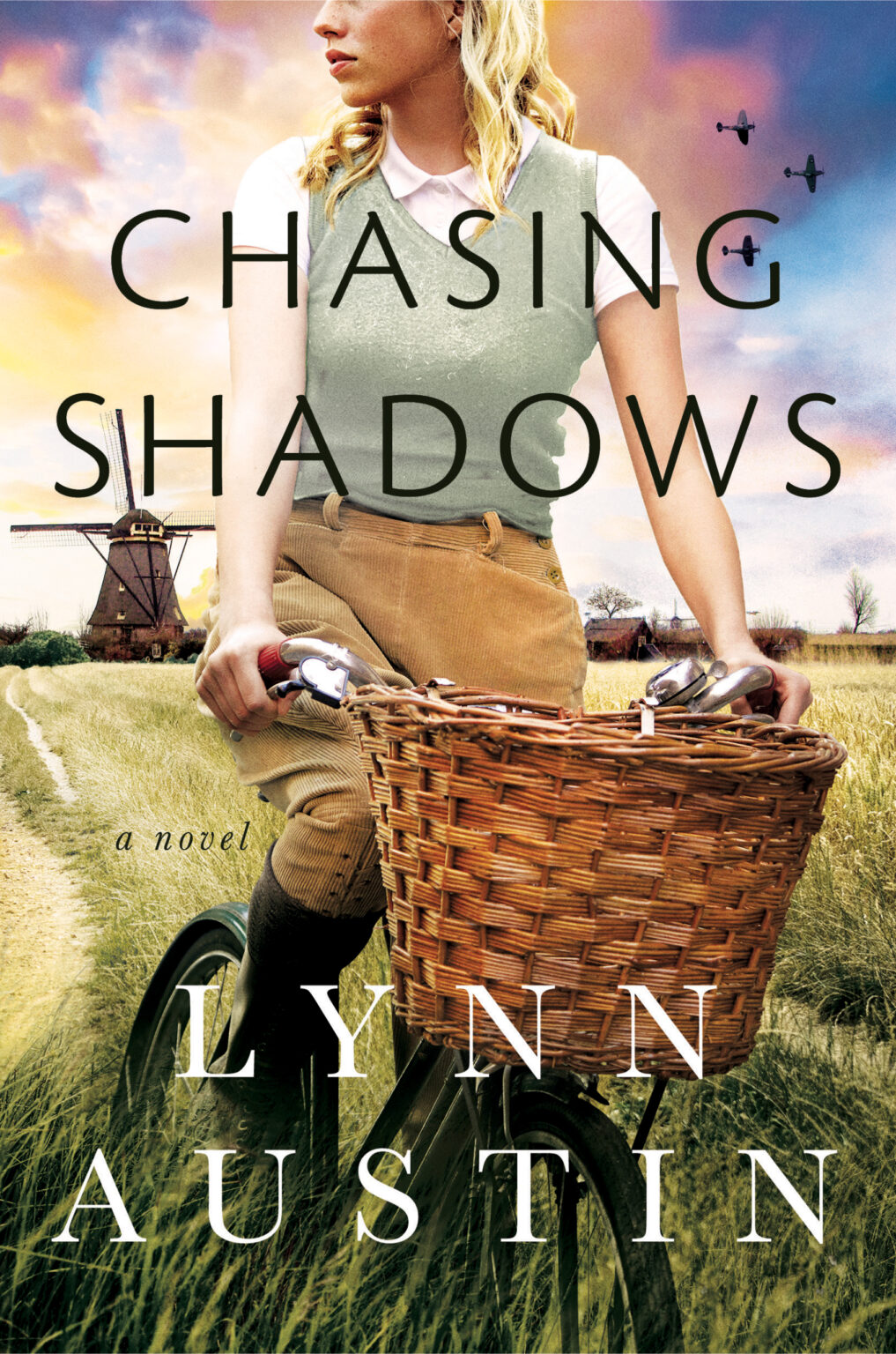 Book Cover: Chasing Shadows