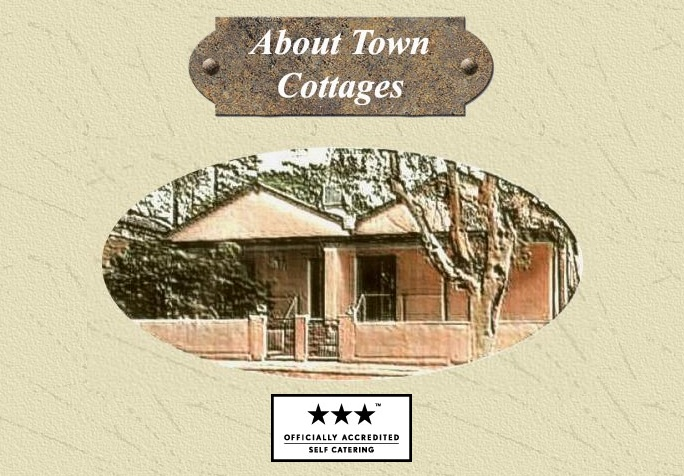 About Town Cottages