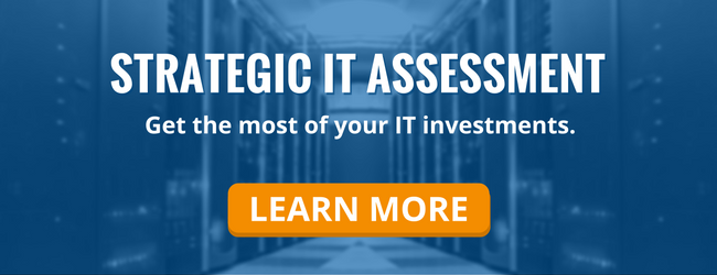 Strategic IT Assessment