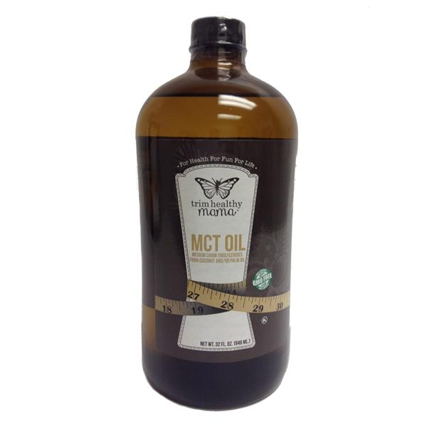 MCT Oil (Medium Chain Triglycerides) 32oz