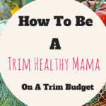 How To Be A Trim Healthy Mama On A Trim Budget